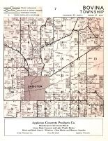 Bovina Township, Outagamie County 1954