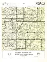 Cicero Township, Outagamie County 1954