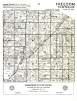 Freedom Township, Outagamie County 1954
