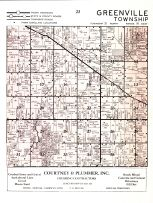 Greenville Township, Outagamie County 1954