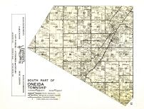 South Part of Oneida Township, Outagamie County 1954