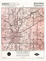 Bovina Township, Outagamie County 1955c