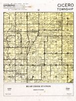 Cicero Township, Outagamie County 1955c
