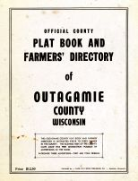 Cover Page, Outagamie County 1955c