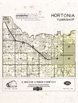 Hortonia Township, Outagamie County 1955c