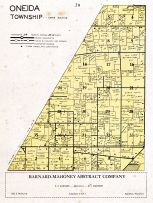 Oneida Township Upper Section, Outagamie County 1955c