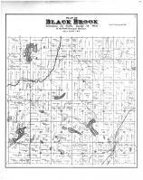 Black Brook Township, Apple River, Polk County 1887