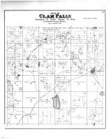 Clam Falls Township, Polk County 1887