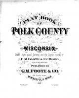 Title Page, Polk County 1887