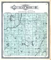 Black Brook Township, Polk County 1914