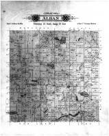 Alban Township, Rosholt PO, Portage County 1895