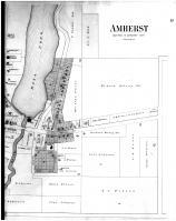 Amherst - Right, Portage County 1895