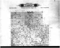 Carson Township - Above, Portage County 1895