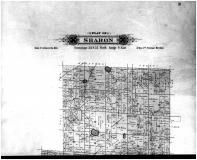 Sharon Township - Above, Portage County 1895