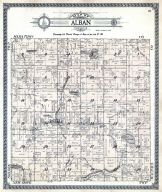 Alban Township, Portage County 1915