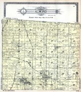 Almond Township, Portage County 1915