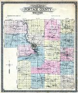County Outline, Portage County 1915