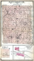 Sharon Township, Amherst Jct., Enlarged Plat Section 9, Portage County 1915