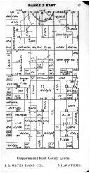 Town 39 N Range 2 E - Page 027, Price County 1910