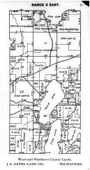 Town 40 N Range 3 E - Page 015, Price County 1910
