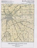 Burlington Township, Racine County 1950c