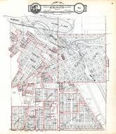 Burlington City - Section 32 - Page 051, Racine County 1956