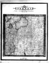 Norway Township, Wind Lake, Racine and Kenosha Counties 1887