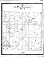 Paris Township, Racine and Kenosha Counties 1887
