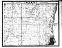Somers Township, Kenosha, Racine and Kenosha Counties 1887