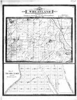 Wheatland Township, Silver Lake, New Munster, Racine and Kenosha Counties 1887