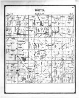 Bristol Township, Woodworth, Racine and Kenosha Counties 1899
