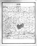 Dover Township, Beaumont, Kansasville, Eagle Lake, Racine and Kenosha Counties 1899