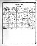 Wheatland Township, Slades Corner, New Munster, Racine and Kenosha Counties 1899