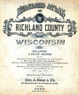 Title Page, Richland County 1919