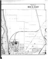 Beloit City - North - Right, Rock County 1891