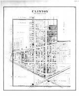 Clinton, Rock County 1891