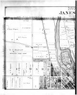 Janesville City - North - Left, Rock County 1891