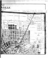 Janesville City - North - Right, Rock County 1891
