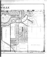 Janesville City - South - Right, Rock County 1891
