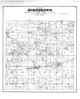 Johnstown Township, Rock County 1891