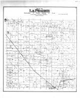 La Prairie Township, Tiffany PO, Rock County 1891