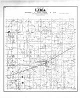 Lima Township, Rock County 1891