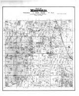 Magnolia Township, Rock County 1891