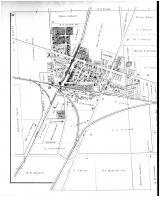 Milton & Milton Junctions - Left, Rock County 1891