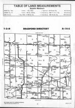 Bradford T2N-R14E, Rock County 1992 Published by Farm and Home Publishers, LTD