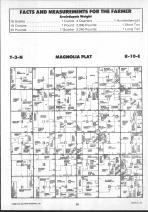 Magnolia T3N-R10E, Rock County 1992 Published by Farm and Home Publishers, LTD