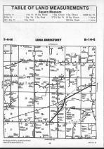 Lima T4N-R14E, Rock County 1992 Published by Farm and Home Publishers, LTD