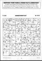 Johnstown T3N-R14E, Rock County 1992 Published by Farm and Home Publishers, LTD