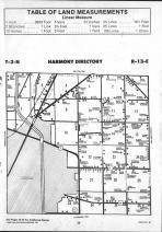 Harmony T3N-R13E, Rock County 1992 Published by Farm and Home Publishers, LTD