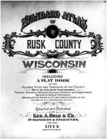 Title Page, Rusk County 1914